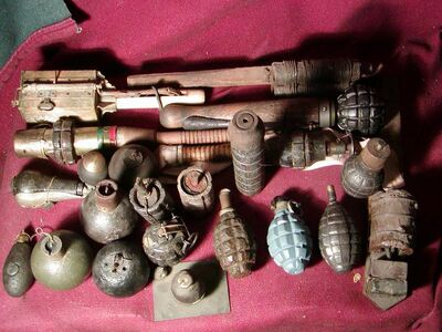 Assorted Grenades