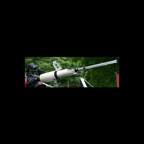 <i>Archimedes</i> heavy laser, pintle-mount