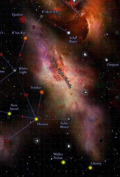 White Light Nebula 01