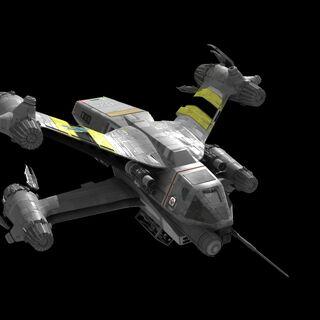 <i>Badger</i> starfury (spacefighter)