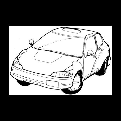 Basic Ground Car