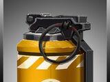 Poison Gas Grenade
