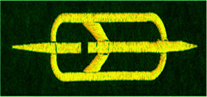 Spacers Guild Patch SF 03