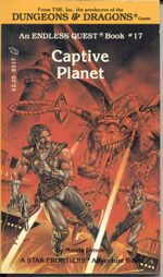 Captive Planet cover - 00