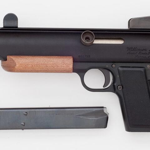 PGC-Auto-5 Auto Pistol with Bulletclip (Wilkerson series)