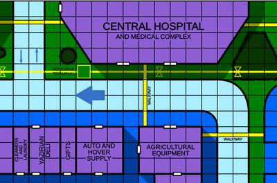 Port Loren Central Hospital