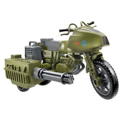 Attack Cycle, 4th Motorized Division, UPF  Landfleet