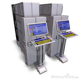 Computer-mainframe