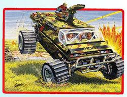 Tank you alcazar