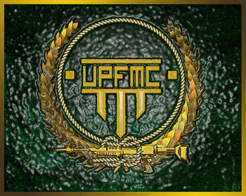Upfmc logo by Sings-With-Spirits