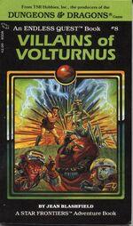 Villains of Volturnus Cover - 00