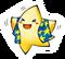 Brawl Sticker Stafy (Densetsu no Stafy 2)