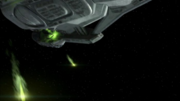 Alien ship weapons