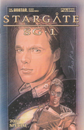 SG-1 conventionspecial2007 PremiumPainted cover