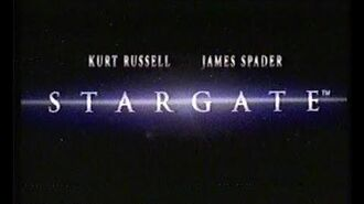 Gwiezdne wrota (1994) (Stargate) zwiastun VHS