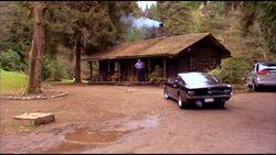 Jonathan J. O'Neill's cabin