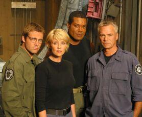 SG1 season 7.8