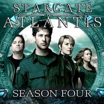 Gwiezdne wrota - Atlantis (Sezon-4)
