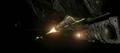 Destiny firing main cannons