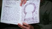 Jonas Quinn's notebook
