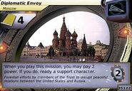 Diplomatic Envoy