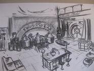 Le bar à brody (Concept Art)