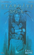 SG-1 Fall of Rome Issue1 Drakepaintedcover