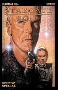 SG-1 conventionspecial2006 PaintedCover