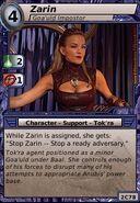 Zarin (Goa'uld Impostor)