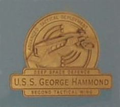 HammondPlaque