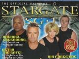 Stargate SG-1/Atlantis/SG:U: The Official Magazine
