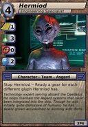 Hermiod (Engineering Specialist)