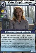 Kate Heightmeyer (Psychologist)