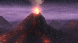 Tollan Volcano