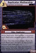 Replicator Mothership (Symbol of Change)