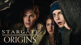 ORIGINS TEASER Stargate Origins