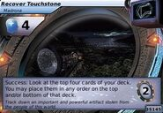 Recover Touchstone