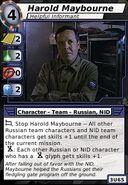 Harold Maybourne (Helpful Informant)