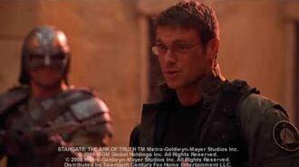Stargate The Ark of Truth - Trailer