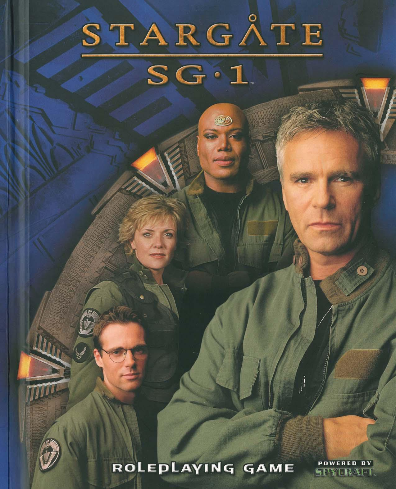 """TV Review: """"Stargate SG-1"""" 