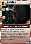 Quartus (Chief Negotiation Officer)