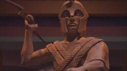 Pelops standbeeld