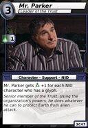 Mr Parker (Leader of the Trust)