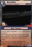 Korolev (Russian Flagship)
