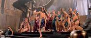 Stargate - Vaisseau de Râ - Salle du trône