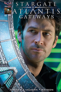 Stargate Atlantis Gateways 2 cover