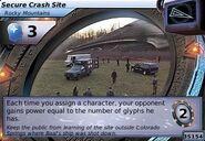 Secure Crash Site