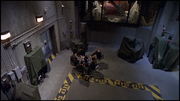 Apophis' attack on Stargate Command 1