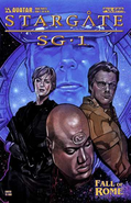 SG-1 Fall of Rome Issue3 paintedcover