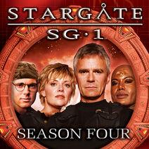 Gwiezdne wrota SG-1 (Sezon-4)